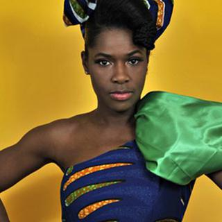 Ibibio Sound Machine concert in Newcastle-upon-Tyne