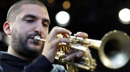 Ibrahim Maalouf concert in Paris