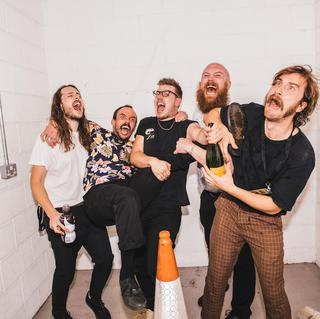Idles concert in London