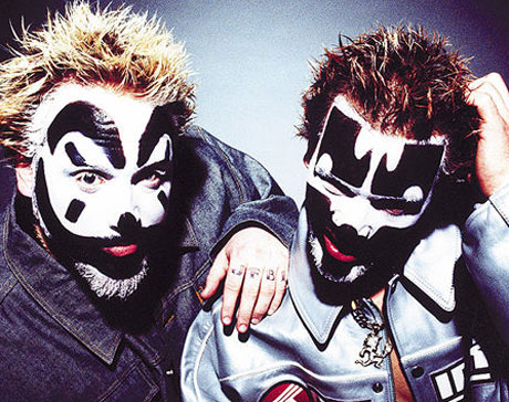 Insane Clown Posse concert in Los Angeles