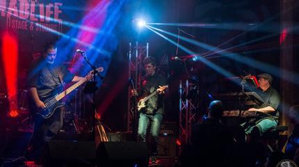 Interstellar Echoes concert in Athens