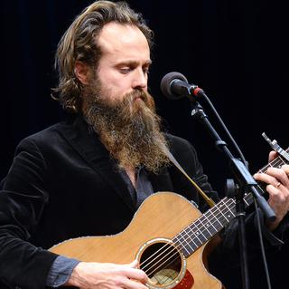 Iron and Wine concert à Luxemburg