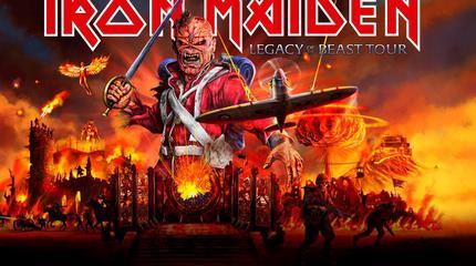 Concierto de Iron Maiden Tribute en Madrid