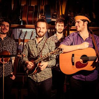 Concierto de Jacob Jolliff Band en Seattle