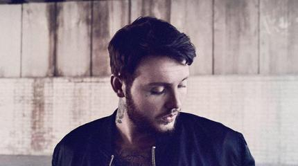 Concierto de James Arthur en San Francisco