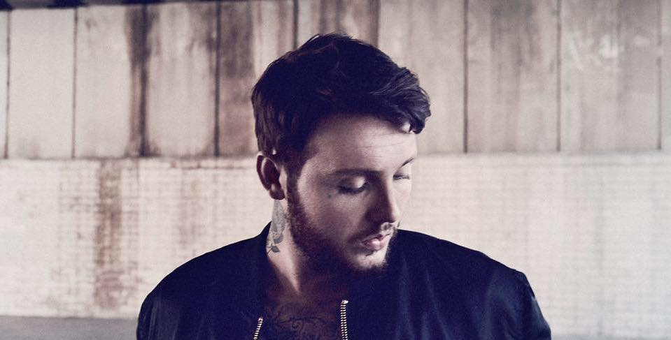 James Arthur concert in New York