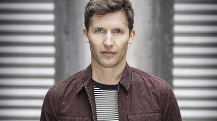 Konzert von James Blunt in Wien