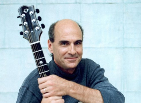 Concierto de James Taylor en Chicago