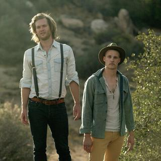 Concierto de Jamestown Revival en Solana Beach