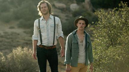 Jamestown Revival concert in Los Angeles