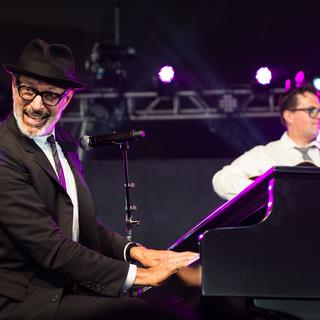 Concierto de Jeff Goldblum and the Mildred Snitzer Orchestra en Houston