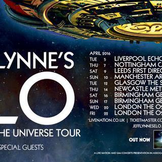 Concierto de Jeff Lynne en Atlanta