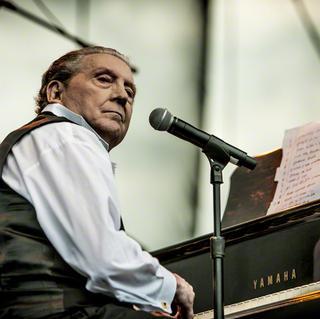 Concierto de Jerry Lee Lewis en Nashville