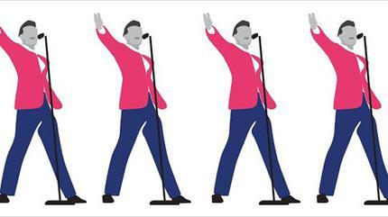 Konzert von Jersey Boys Tribute in St Kilda
