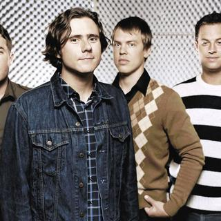 Concierto de Jimmy Eat World en Athens