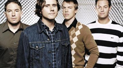 Jimmy Eat World + White Reaper concerto a Vancouver