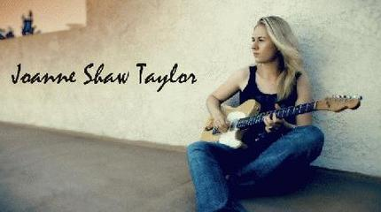 Concierto de Joanne Shaw Taylor en Newcastle-upon-Tyne