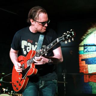 Concierto de Joe Bonamassa en Greenville