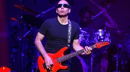Joe Satriani concerto a Firenze