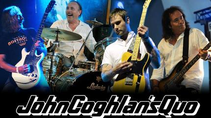 Concierto de John Coghlans Quo + John Coghlans Quo en Southampton