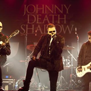 Johnny Deathshadow concert in London