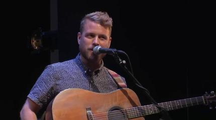 Jon Stickley concert in Kansas City
