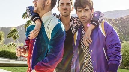 Jonas Brothers concert à Paris