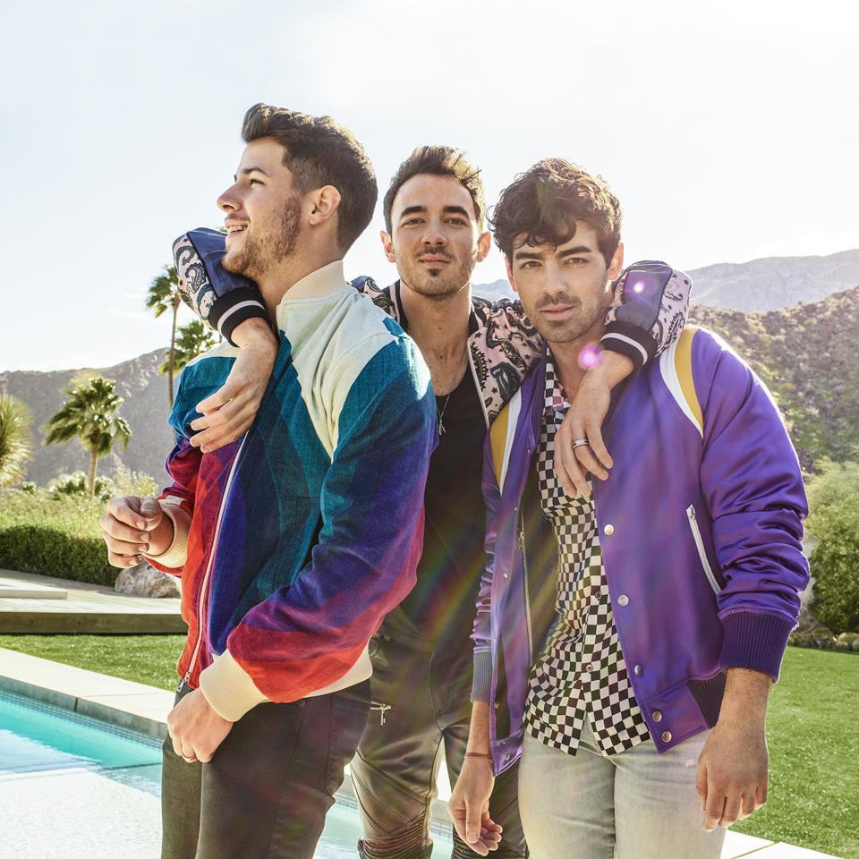 Concierto de Jonas Brothers en Amberes