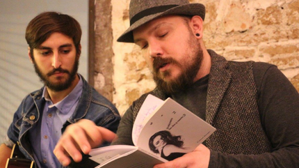 Concierto de Jorge Pelaz y Mario Carrión en Granada