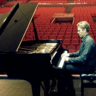Joseph Moog concert in Liège