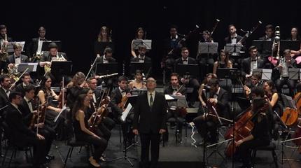 Concierto de Joven Orquesta Mediterránea en Almuñécar