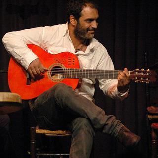 """Juan José Suárez """"Paquete"""" concert in Bath"""