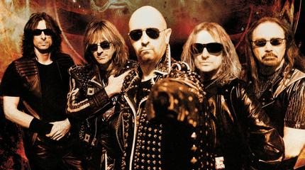 Judas Priest concert in Stuttgart