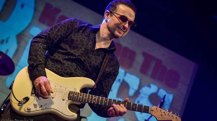 Konzert von Electric Blues Duo + Kai Strauss in Aschaffenburg