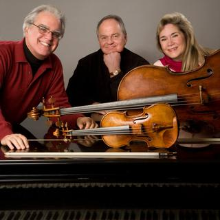 Concierto de Kalichstein Laredo Robinson Trio en Northridge