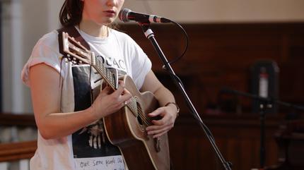 Concierto de Katie Malco en Edimburgo