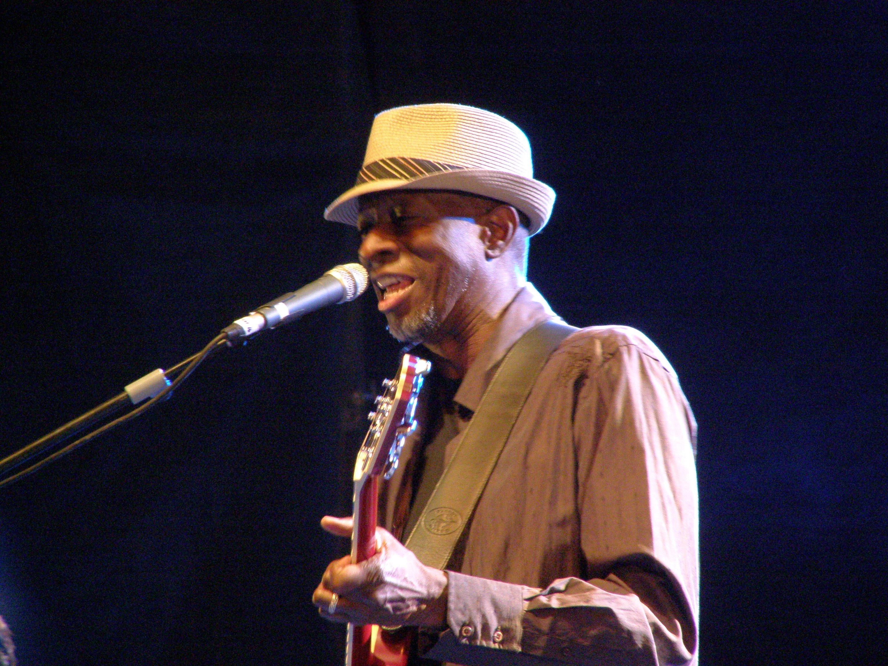 Keb' Mo' concert in Berlin