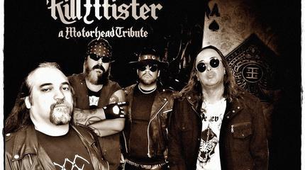 Killmister concert in Liège