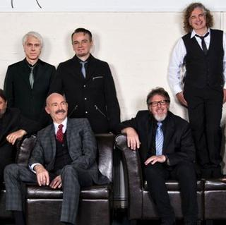 Concierto de King Crimson en Frankfurt am Main