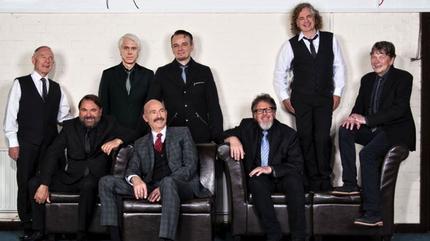 King Crimson concert in Lewiston