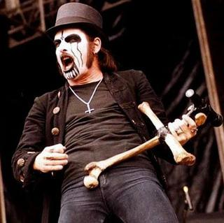 Konzert von King Diamond in Worcester
