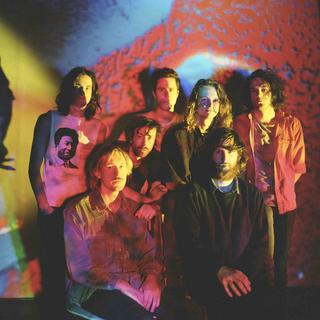 Concierto de King Gizzard & the Lizard Wizard en Paris