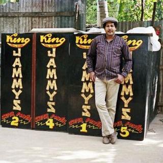 Concierto de King Jammy en Londres