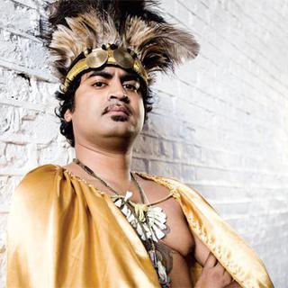 King Khan concert in Leeds