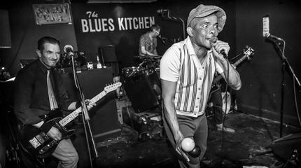Concierto de King Salami and The Cumberland 3 en Portsmouth Heights