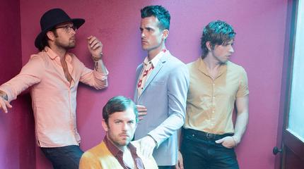 Kings of Leon + Cage the Elephant + The Courteeners concert in London