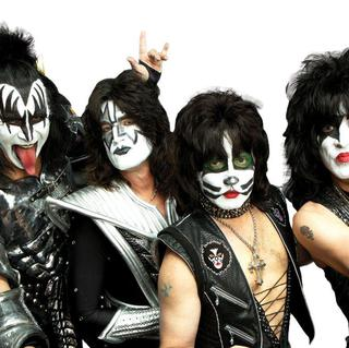 Concierto de Kiss en Salt Lake City