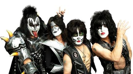 Kiss concert in Lincoln
