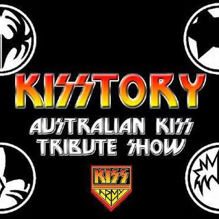 Kisstory concert in Cardiff