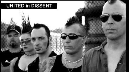 KMFDM concert in Amsterdam